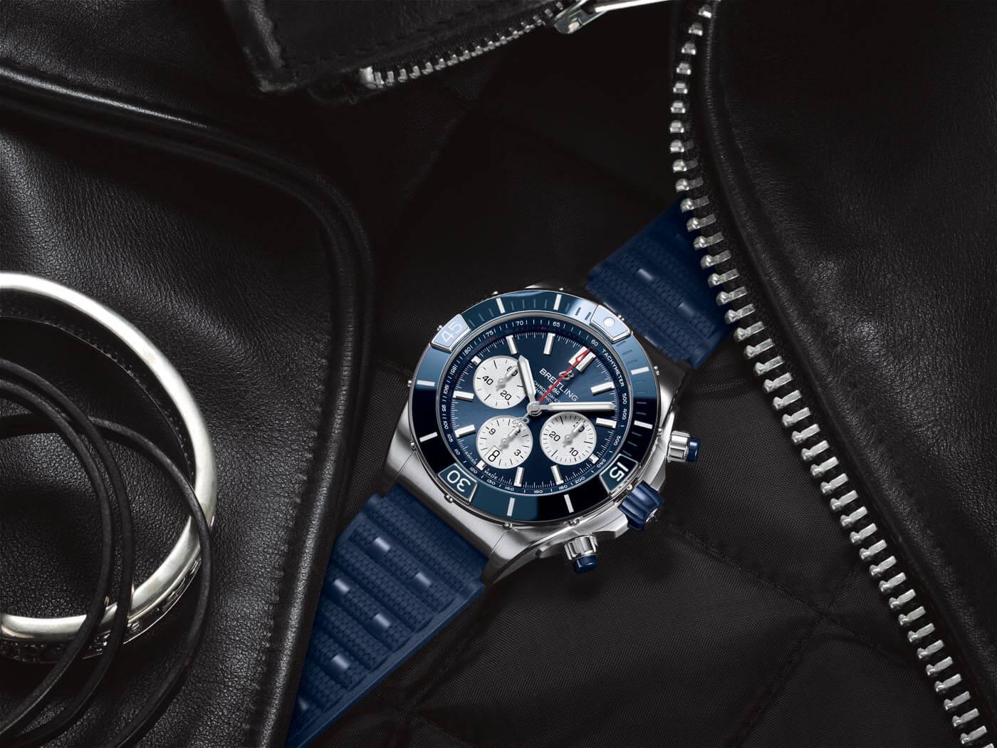 Breitling Super Chronomat B01 44 portada