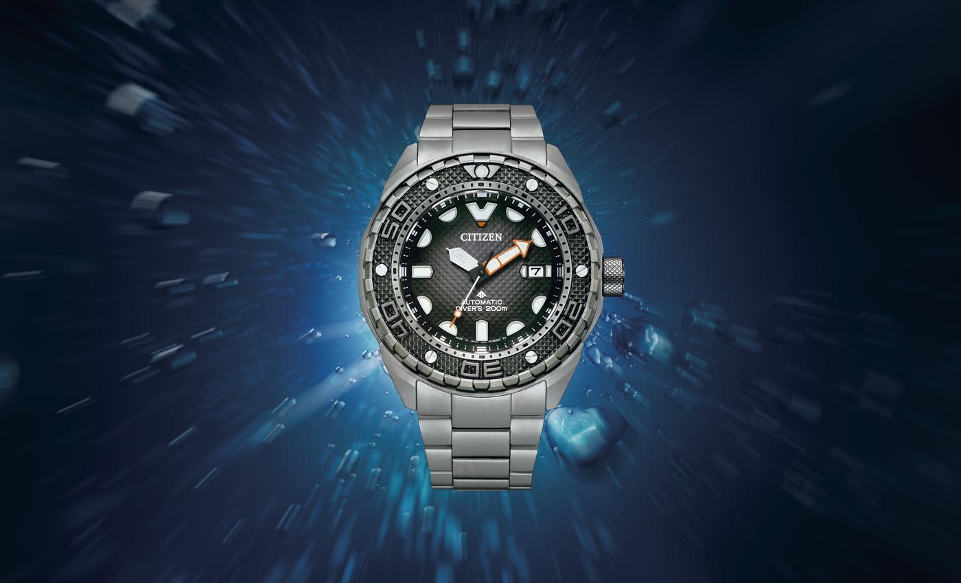 Citizen Promaster Mechanical Diver 200m Automático