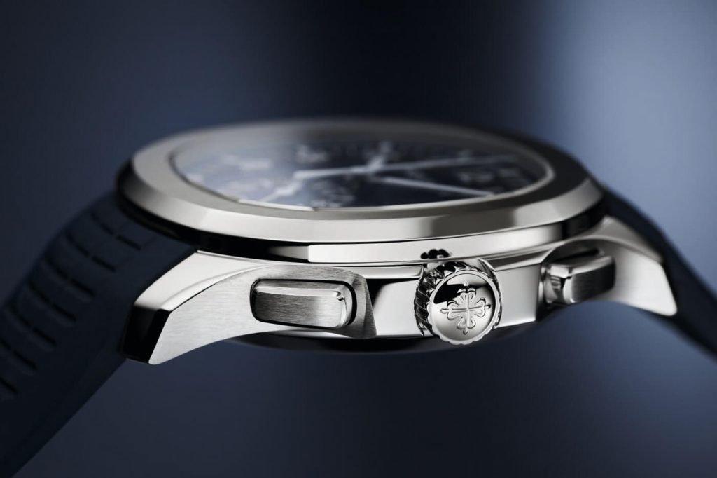 Patek Philippe Cronógrafo Aquanaut Nuevos Modelos 2021 1