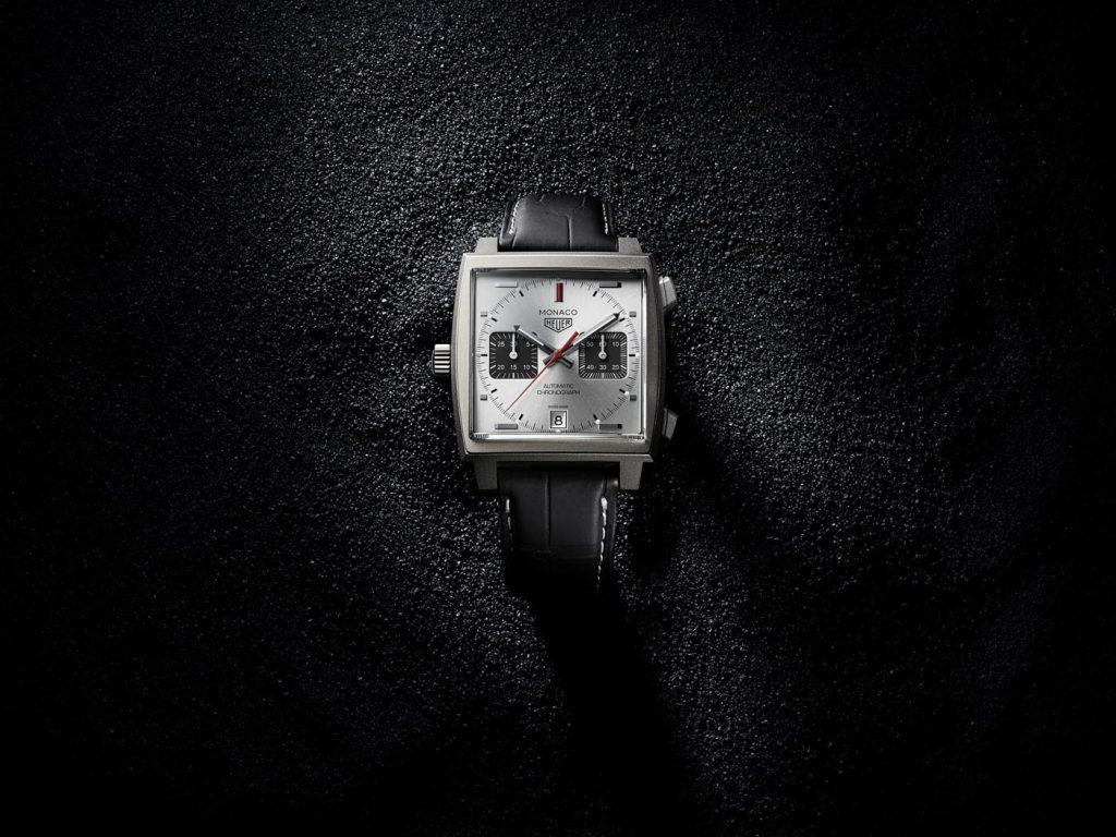 Tag Heuer Monaco Titan Limited Edition 10