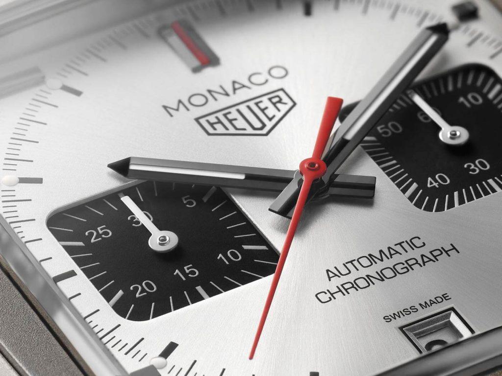 Tag Heuer Monaco Titan Limited Edition 13