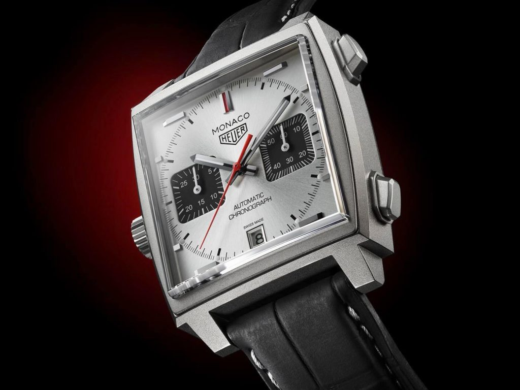 Tag Heuer Monaco Titan Limited Edition 5