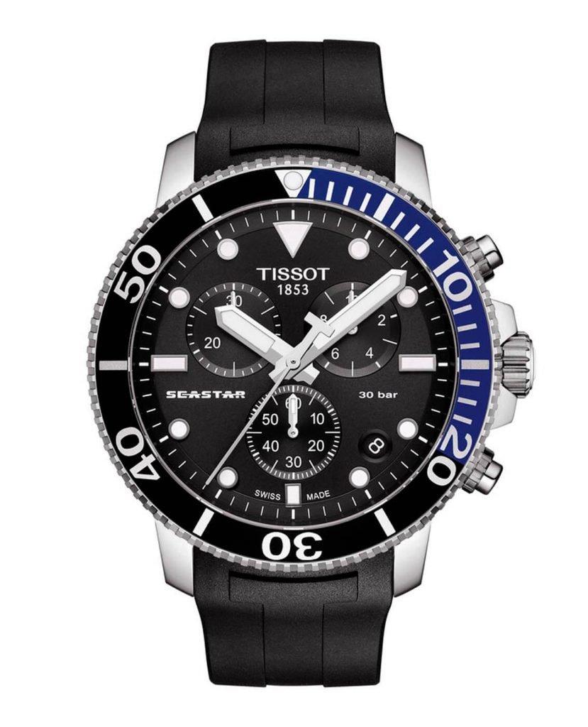 Tissot Seastar 1000 Quartz Chrono 2