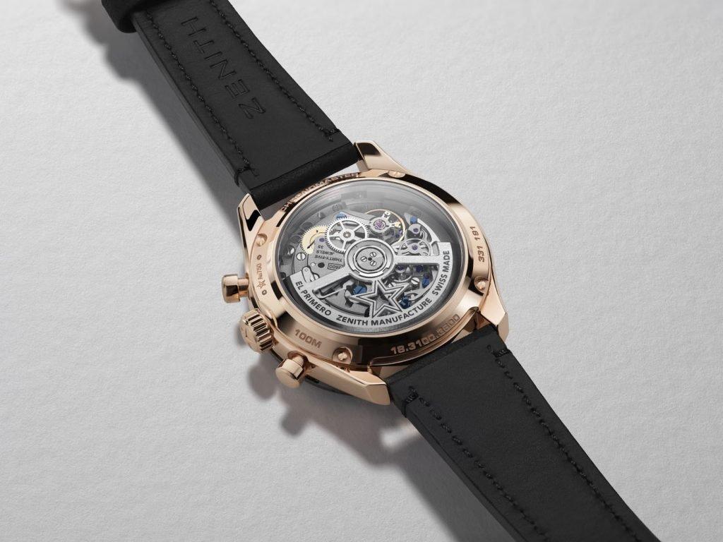 Zenith Chronomaster Sport Oro Rosa 5