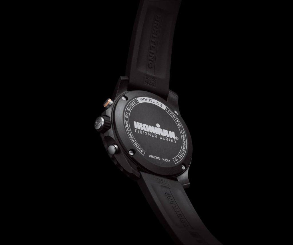 Breitling Endurance Pro IRONMAN back 2
