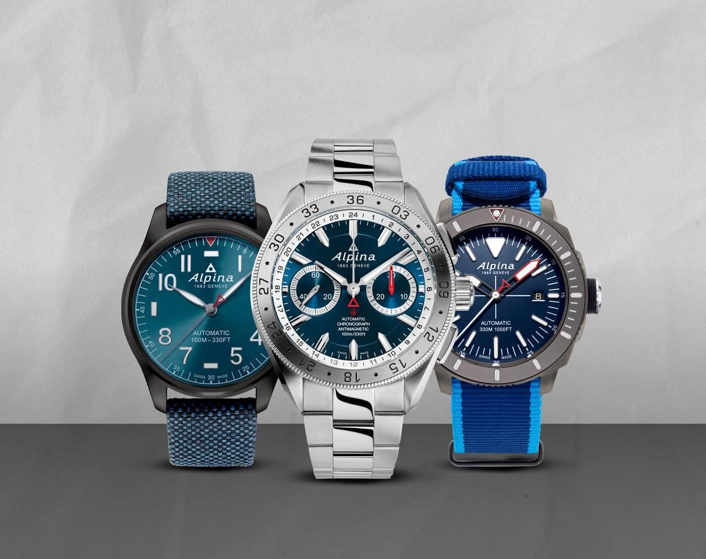 Community Watch de Alpina Tres Nuevos Relojes 6