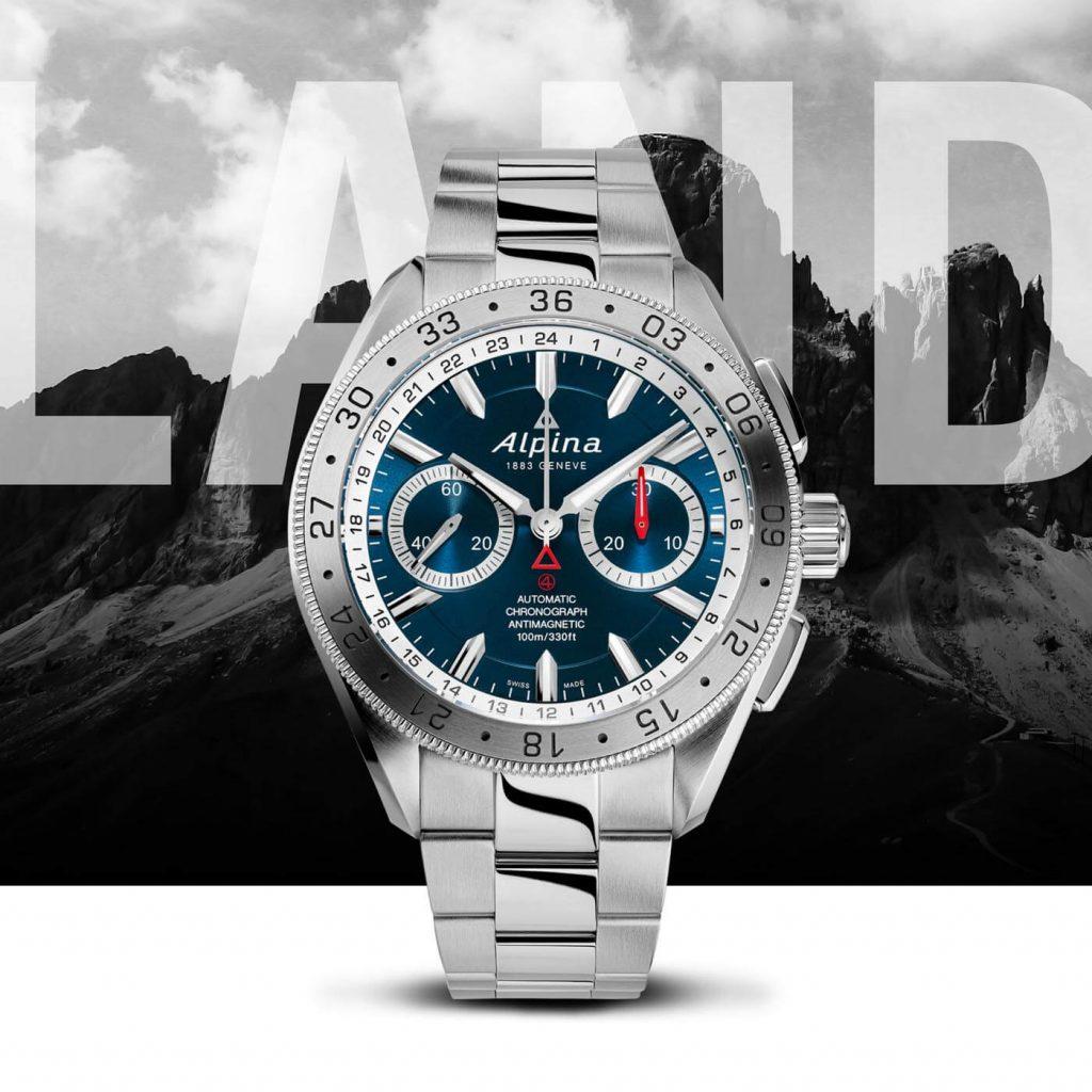 Community Watch de Alpina Tres Nuevos Relojes 7