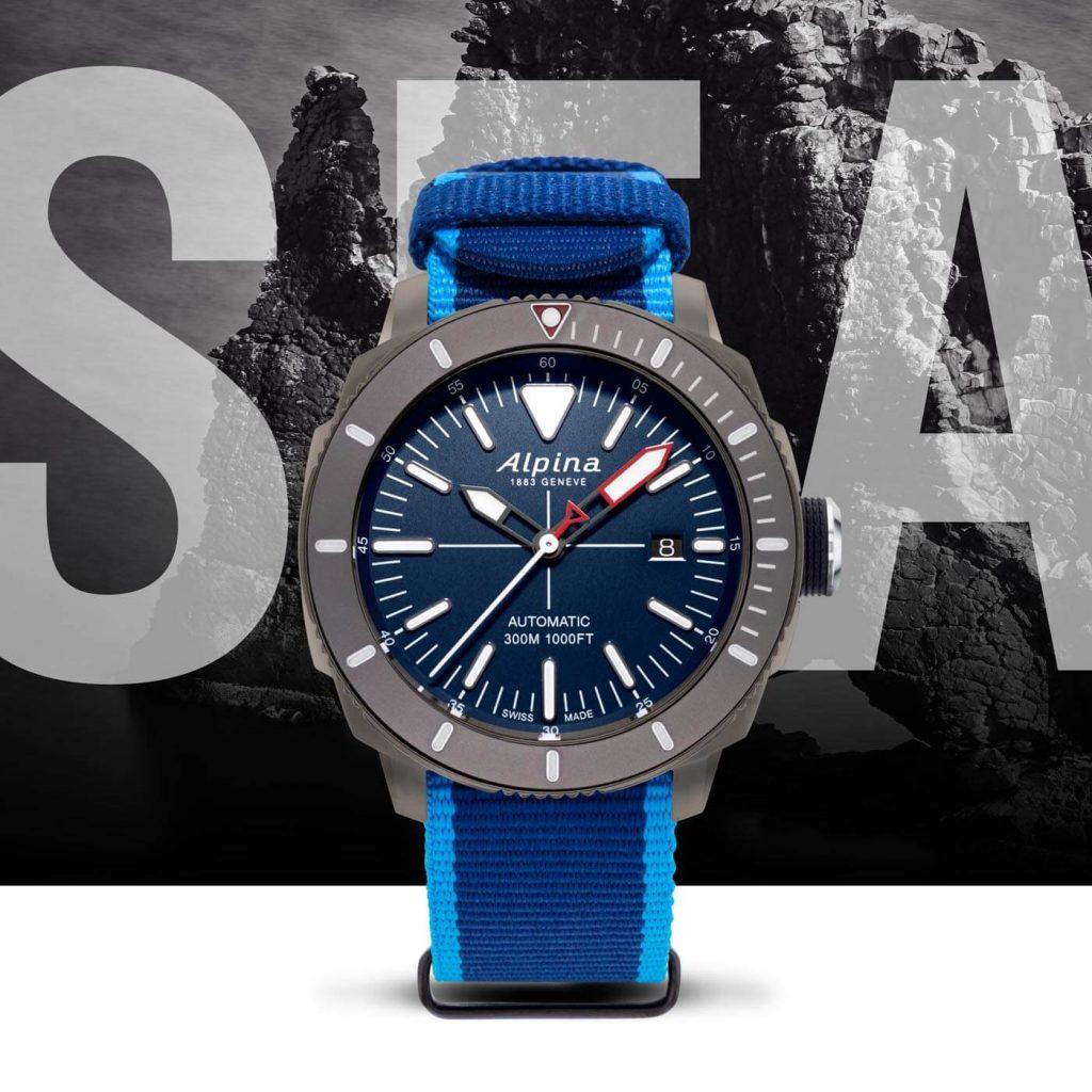 Community Watch de Alpina Tres Nuevos Relojes 8