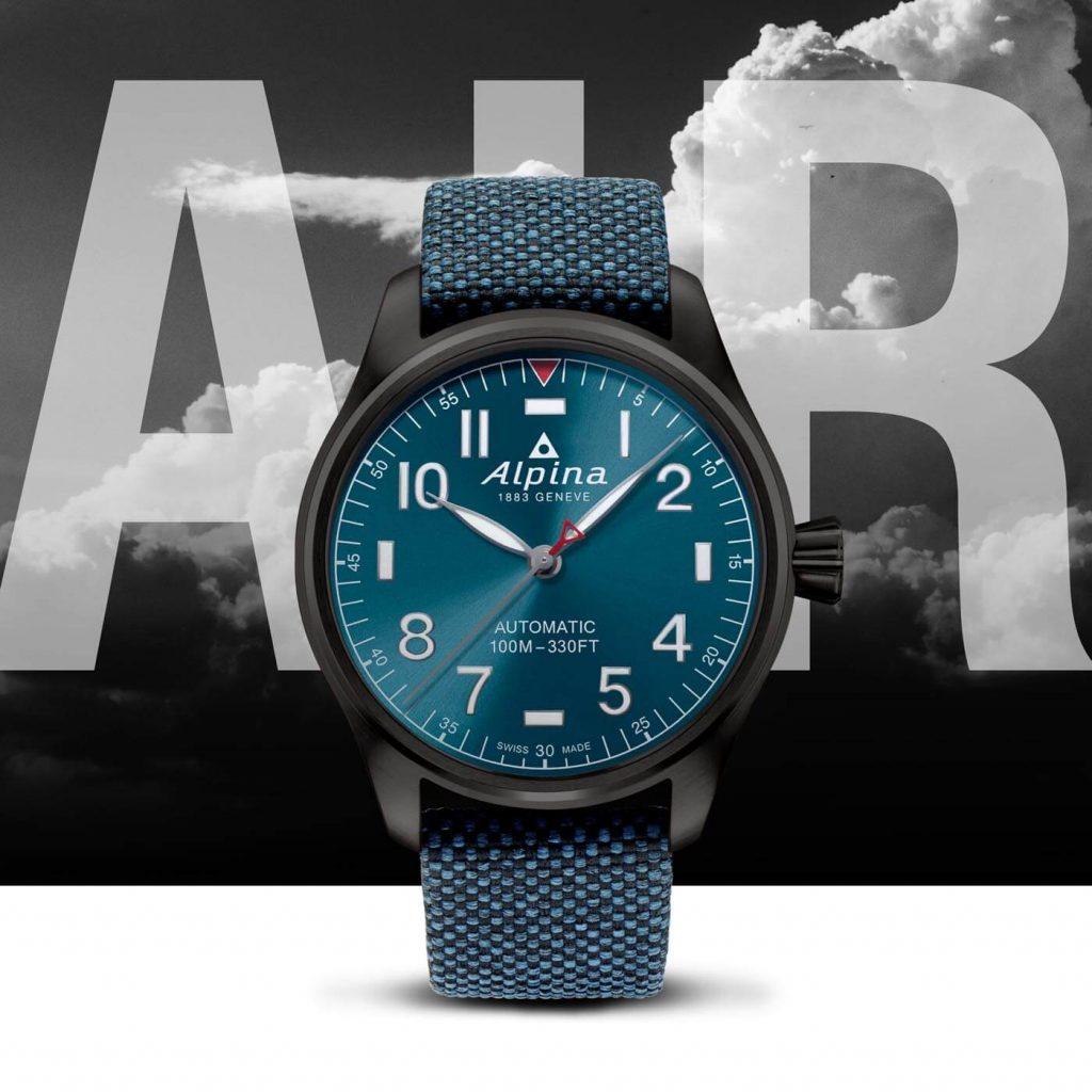 Community Watch de Alpina Tres Nuevos Relojes 9
