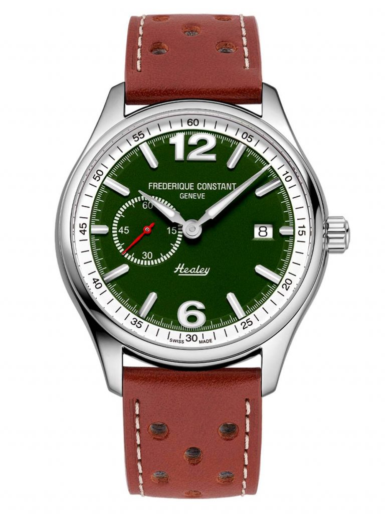Frederique Constant Vintage Rally Healey Small Seconds front 3