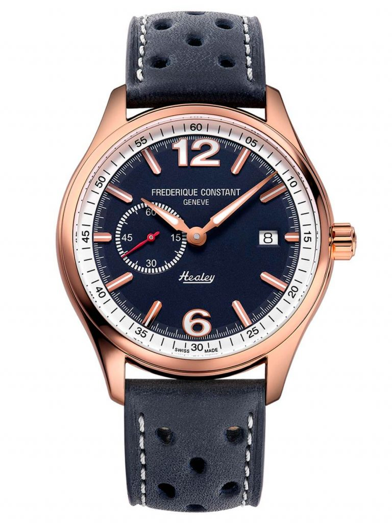 Frederique Constant Vintage Rally Healey Small Seconds front 1