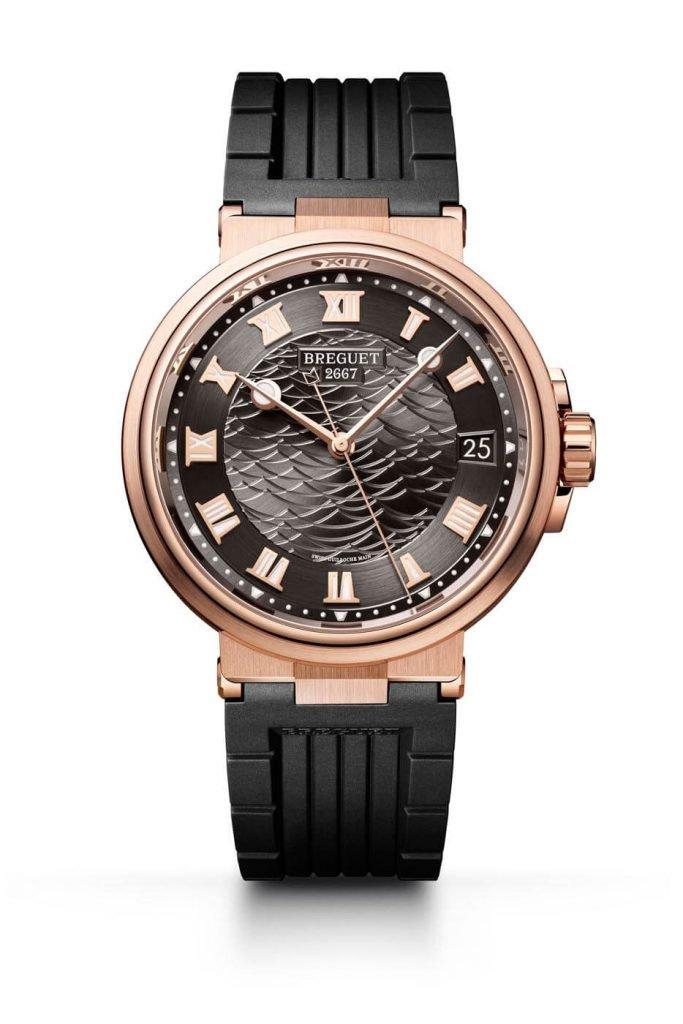 Breguet Marine Nuevos Relojes 2021 front 1
