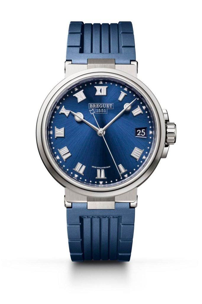 Breguet Marine Nuevos Relojes 2021 front 2