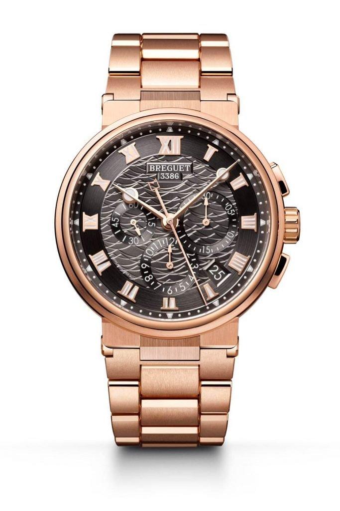 Breguet Marine Nuevos Relojes 2021 front 3