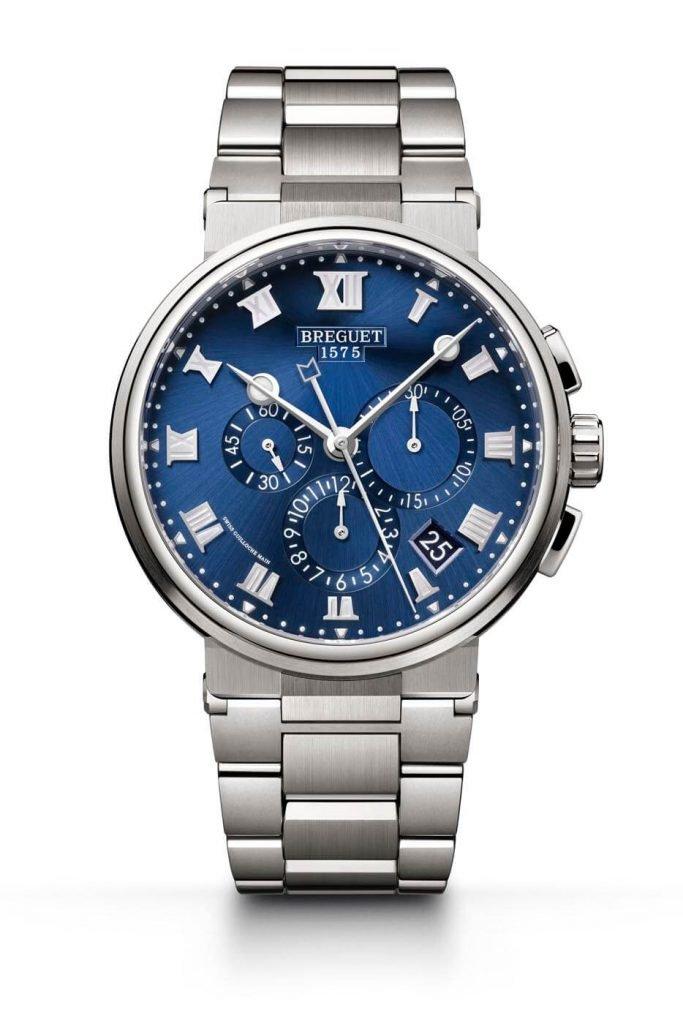 Breguet Marine Nuevos Relojes 2021 front 4