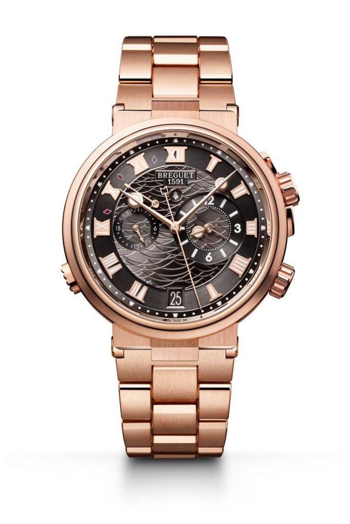 Breguet Marine Nuevos Relojes 2021 front 5