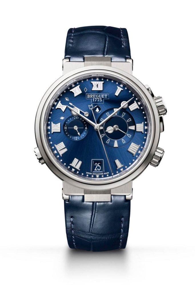 Breguet Marine Nuevos Relojes 2021 front 6