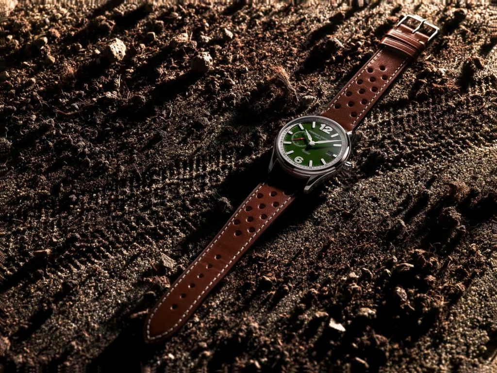 Frederique Constant Vintage Rally Healey Small Seconds 3