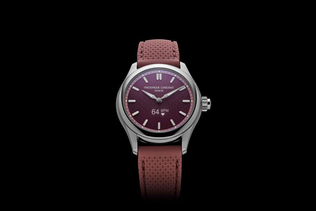 Frederique Constant Smartwatch Gents Vitality 4