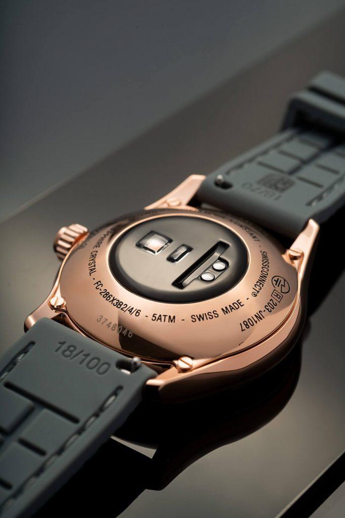 Frederique Constant Smartwatch Gents Vitality back 1