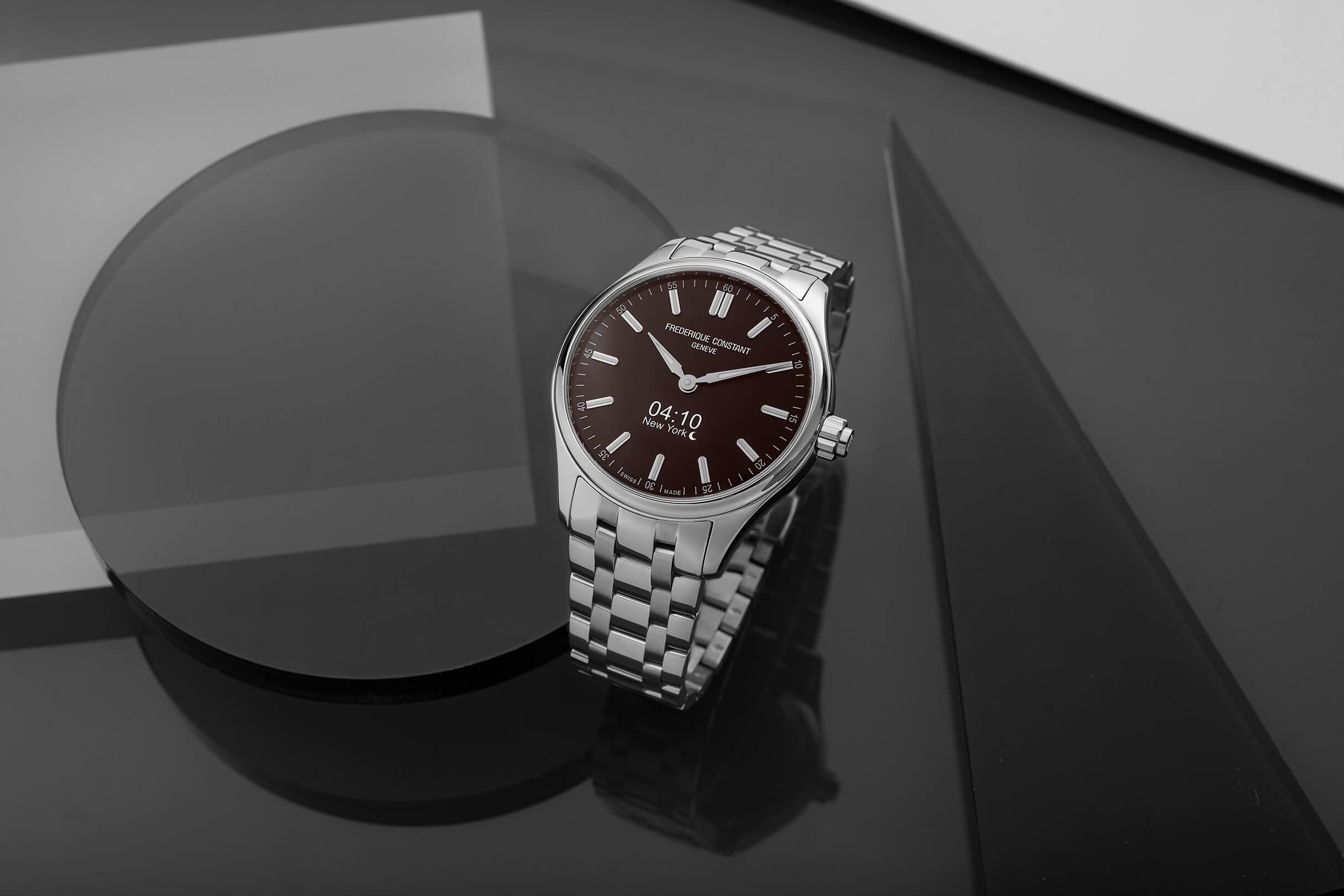 Frederique Constant Smartwatch Gents Vitality portada