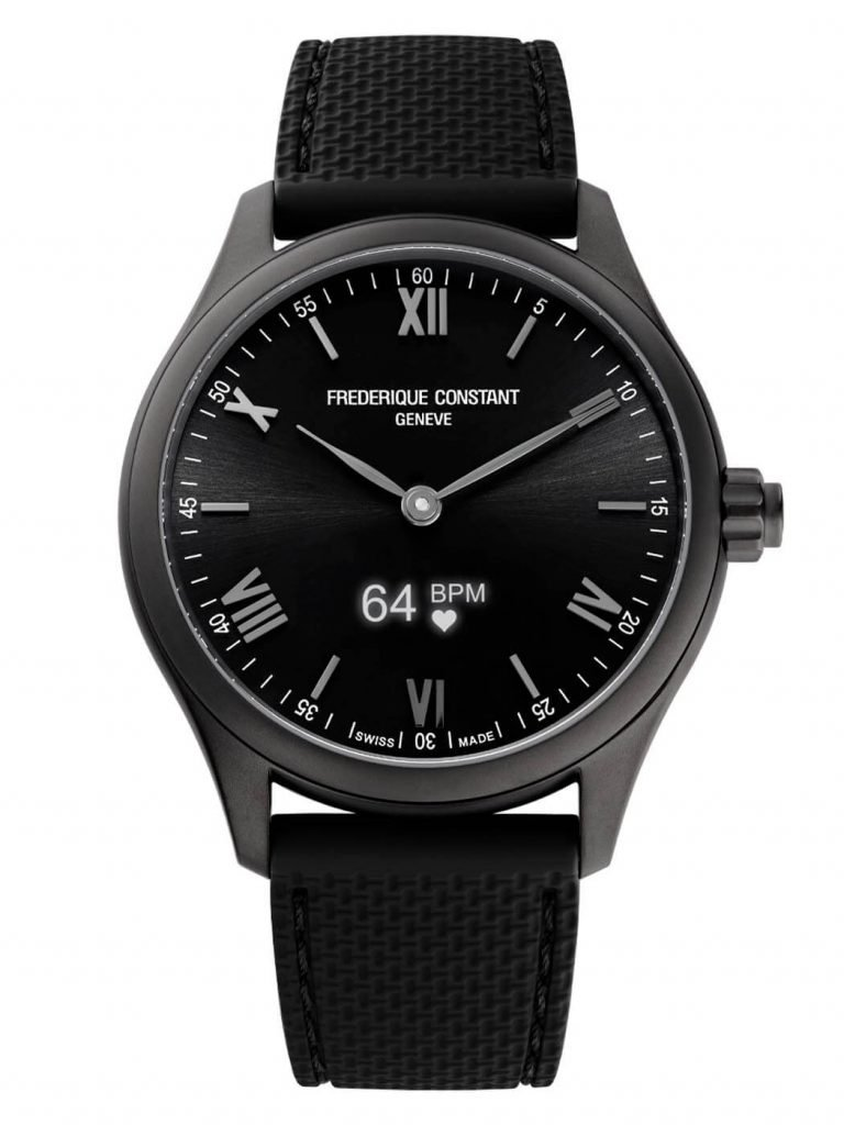 Frederique Constant Smartwatch Gents Vitality 77