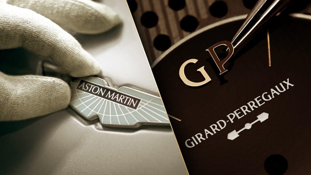 Girard-Perregaux Tourbillon Three Flying Bridges Aston Martin Edition 1