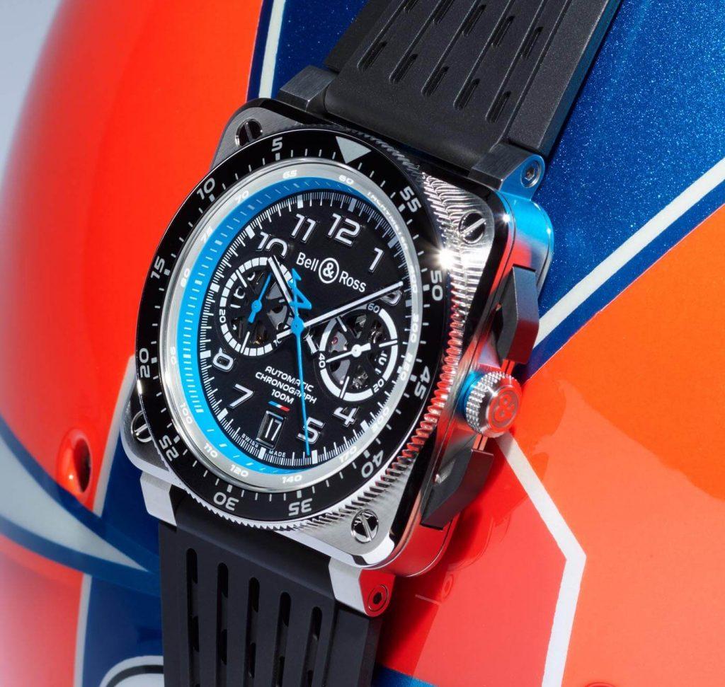 Bell & Ross Colección Alpine F1 Team P2