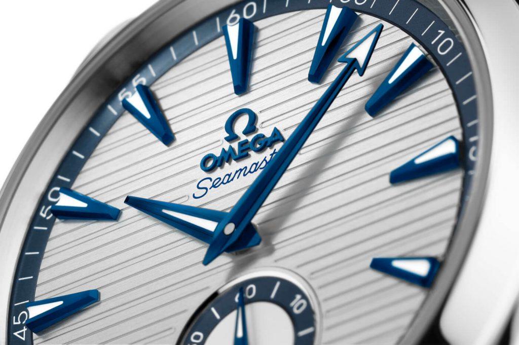 Omega Aqua Terra 2021 38 y 41 mm 11