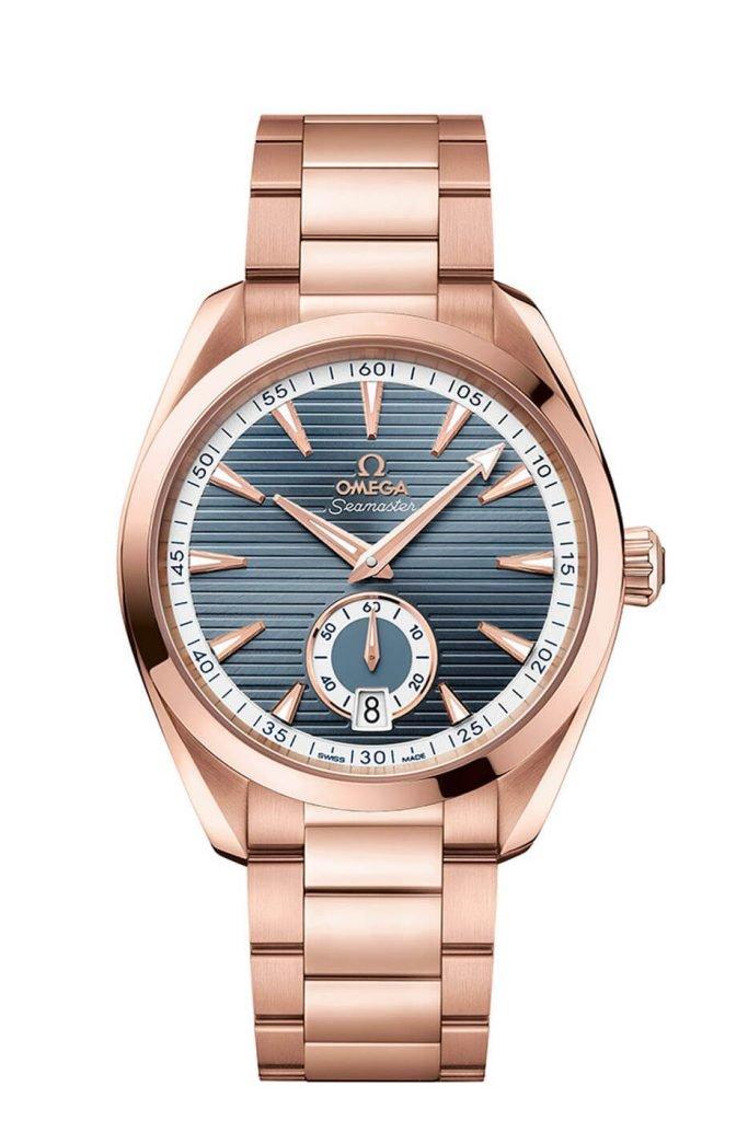 Omega Aqua Terra 2021 38 y 41 mm 7