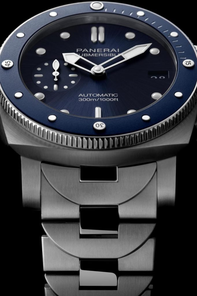 Panerai Submersible Blu Notte (PAM01068) 4