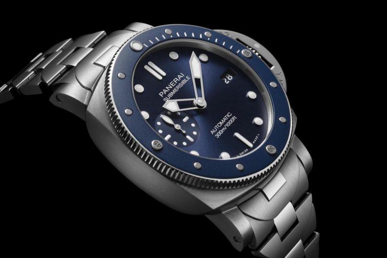 Panerai Submersible Blu Notte (PAM01068)