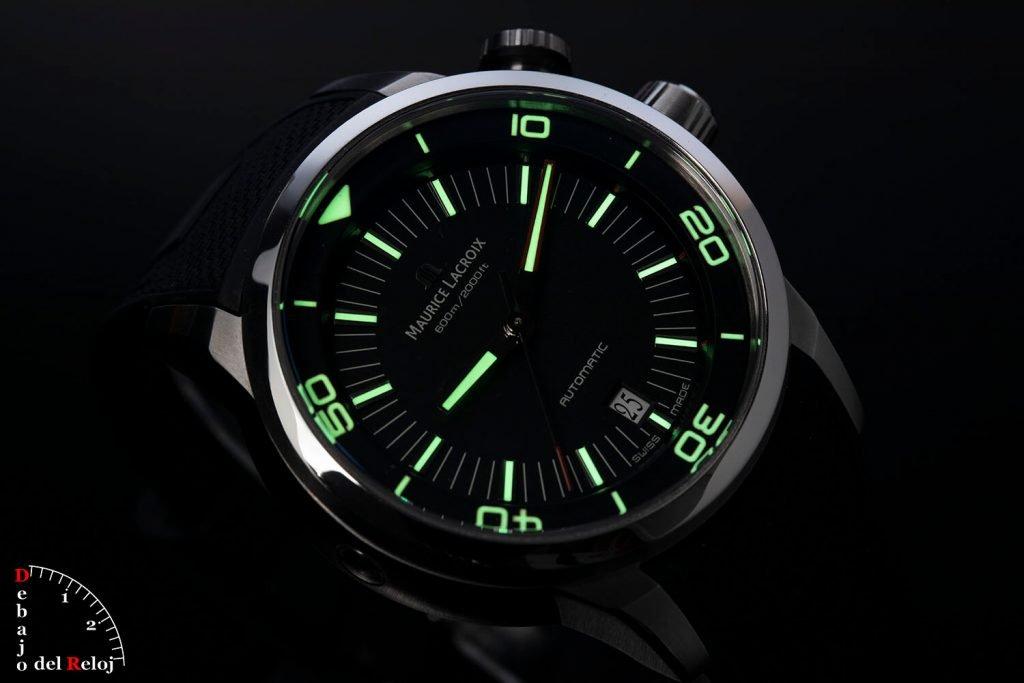 Relojes Luciéndose con Poca Luz 7