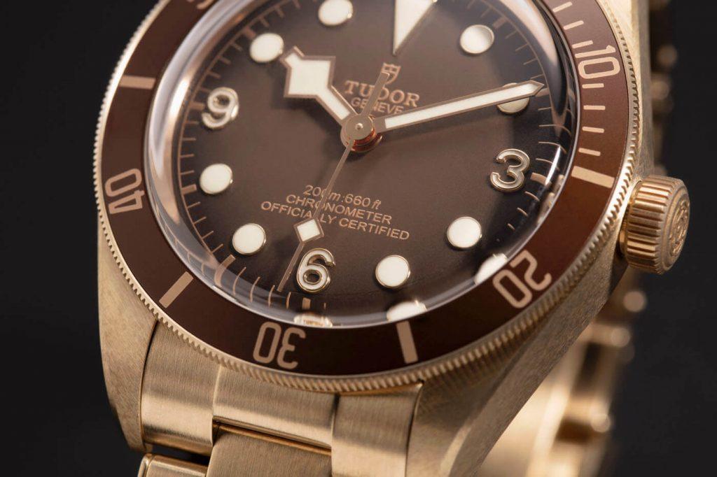 Tudor Black Bay Fifty-Eight Bronze Boutique Edition 3