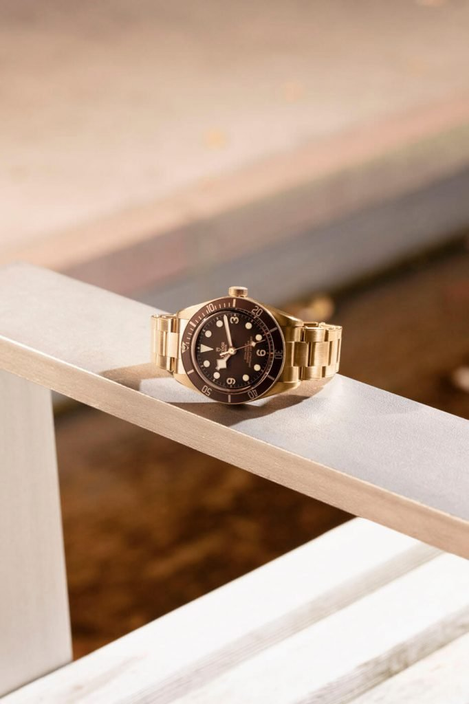 Tudor Black Bay Fifty-Eight Bronze Boutique Edition 4