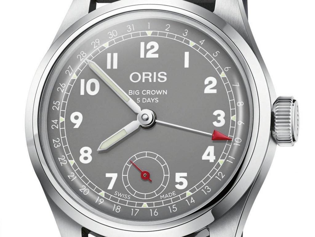 Oris Hölstein Edition 2021 44
