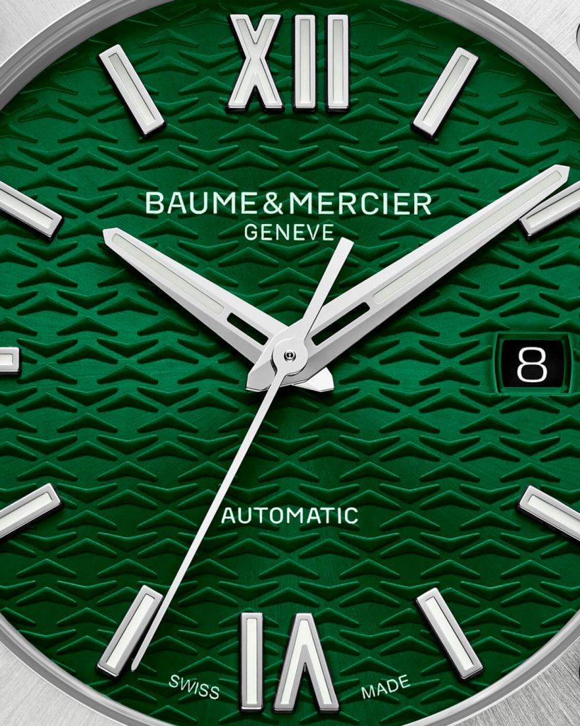 Baume & Mercier Riviera Green 8