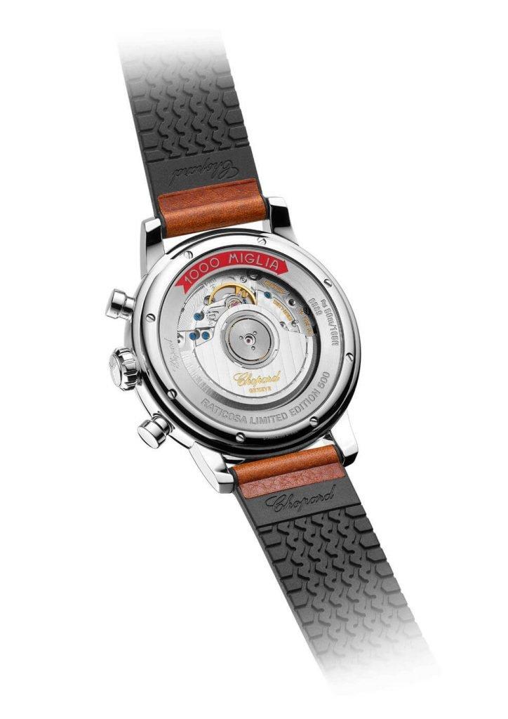 Chopard Mille Miglia Classic Chronograph Raticosa back