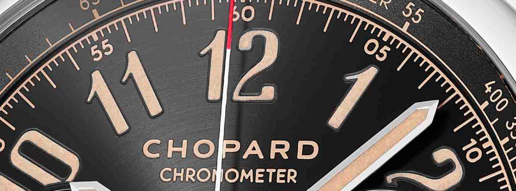 Chopard Mille Miglia Classic Chronograph Raticosa esfera 4