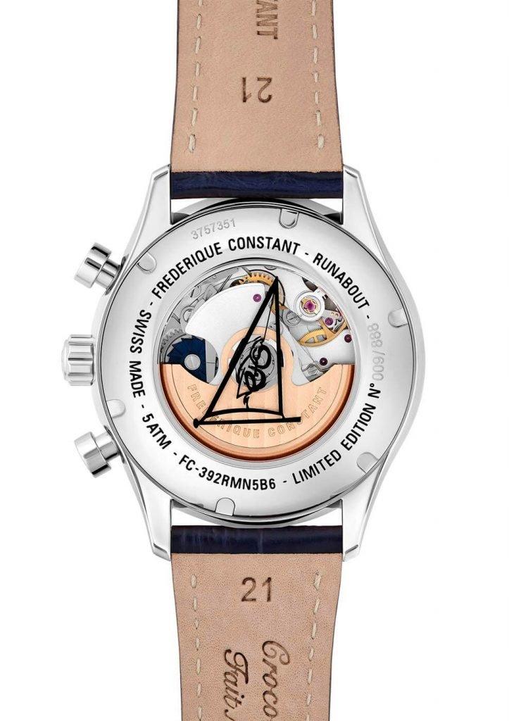 Frederique Constant Runabout Chronograph Automatic 9