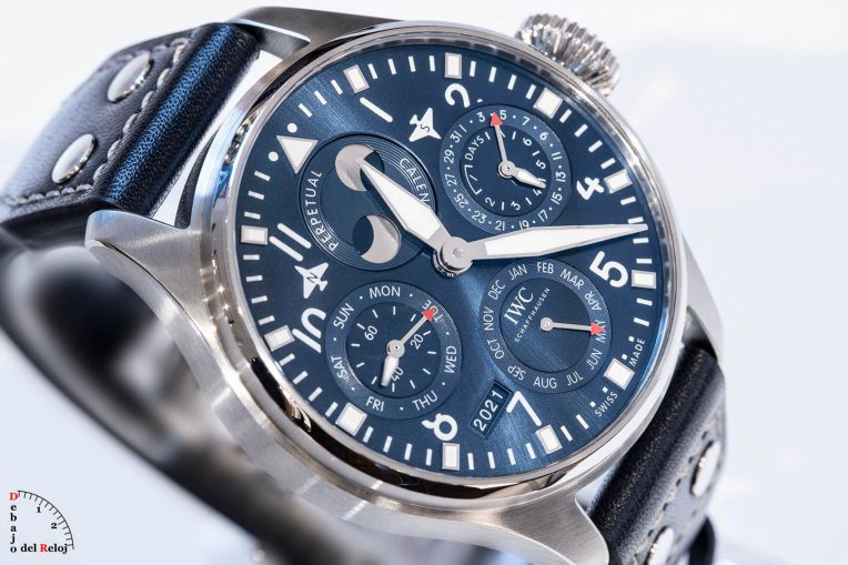 Iwc Gran Reloj Aviador Calendario Perpetuo
