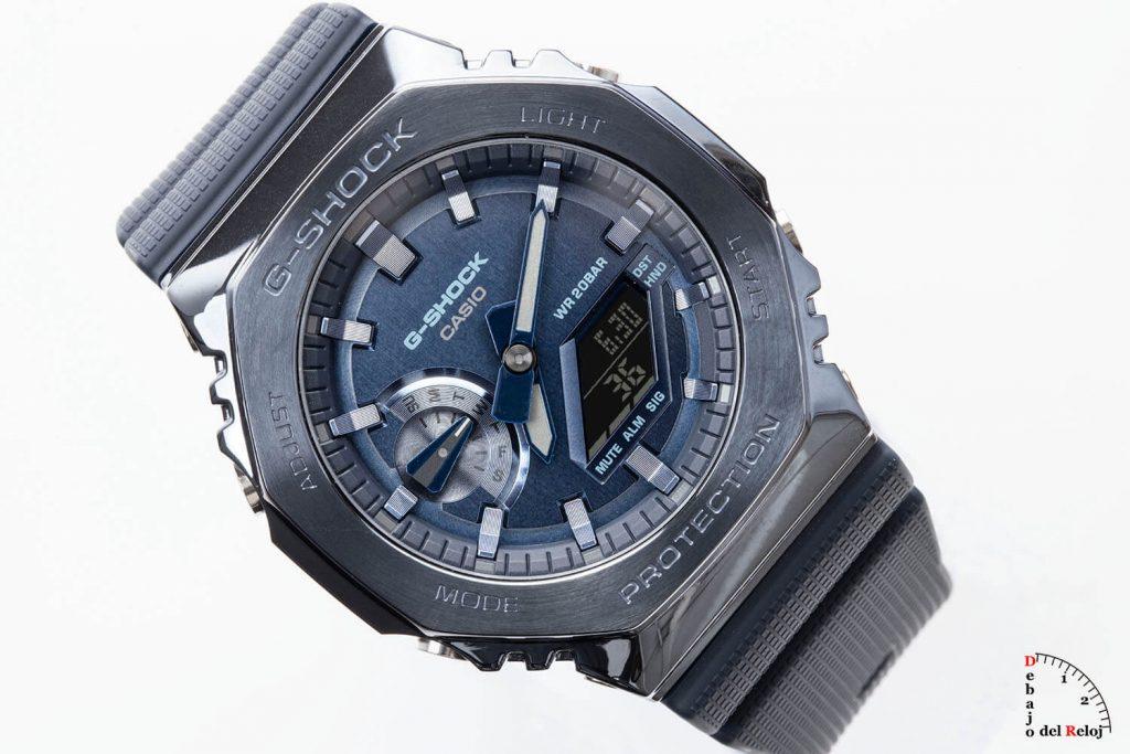 G-Shock GM-2100 CasiOak Metálicos 12
