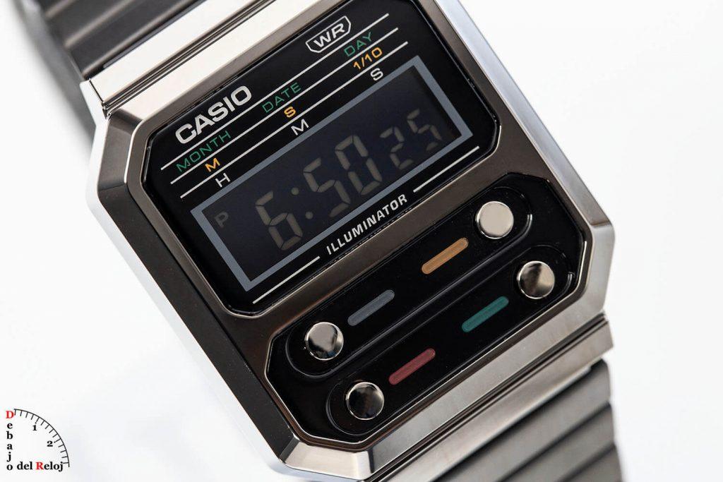 Casio A100 En El Estudio 11