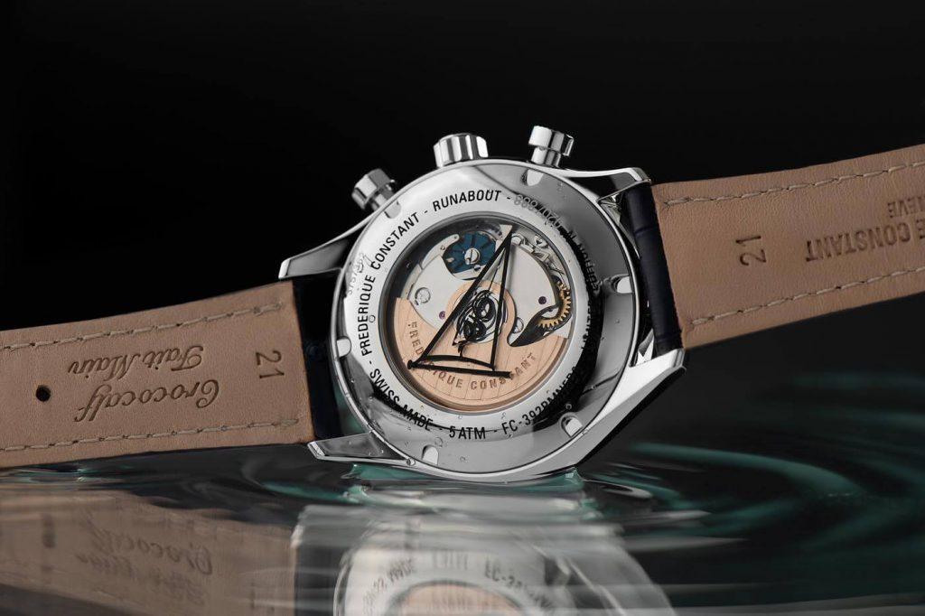 Frederique Constant Runabout Chronograph Automatic 4