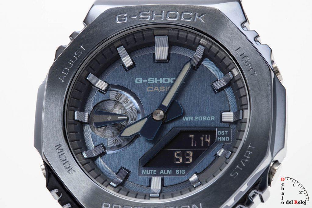 G-Shock GM-2100 CasiOak Metálicos 1