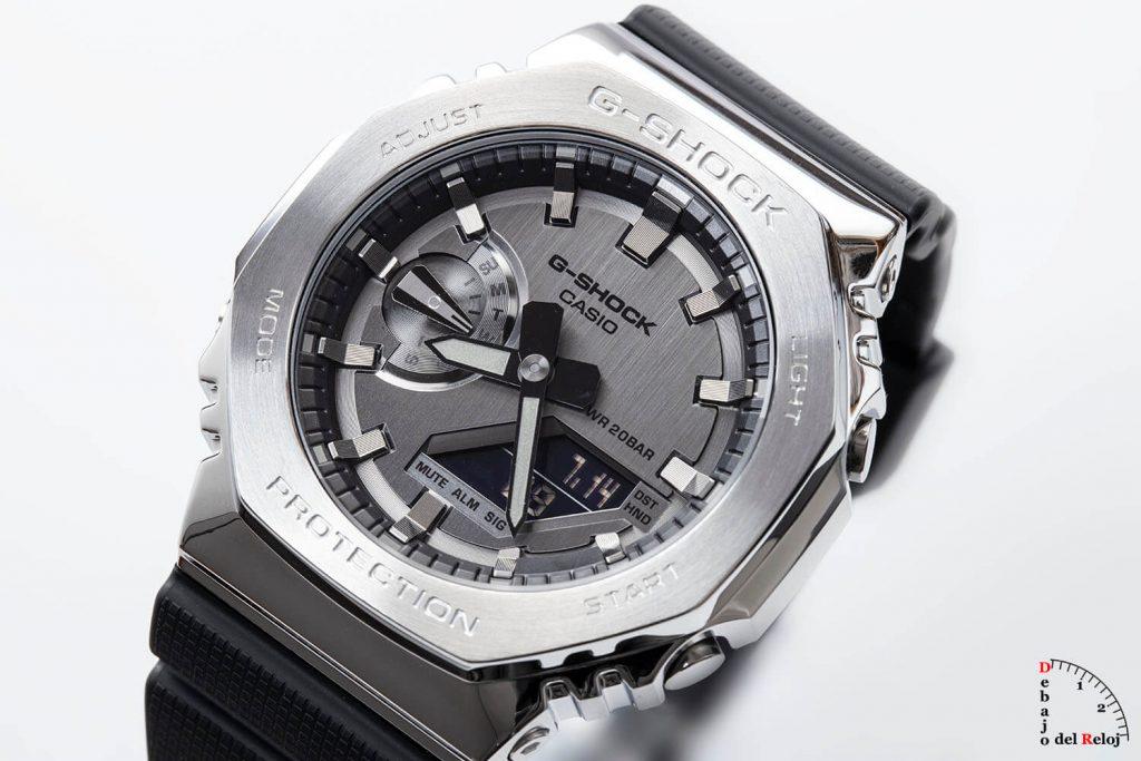 G-Shock GM-2100 CasiOak Metálicos 10