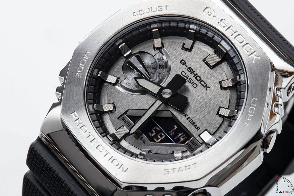 G-Shock GM-2100 CasiOak Metálicos 11