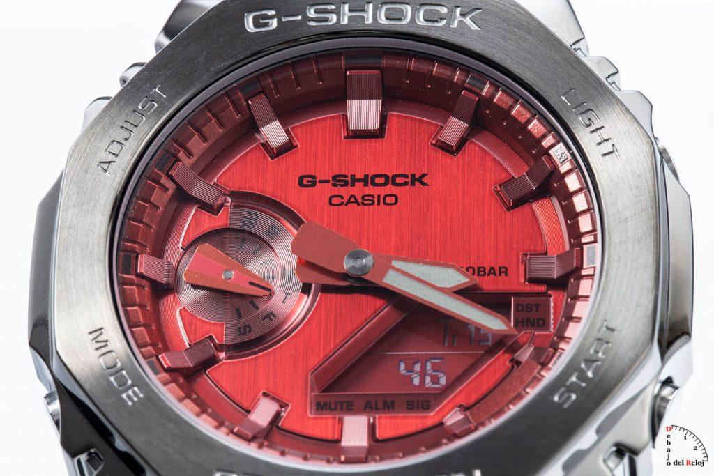 G-Shock GM-2100 CasiOak Metálicos 15