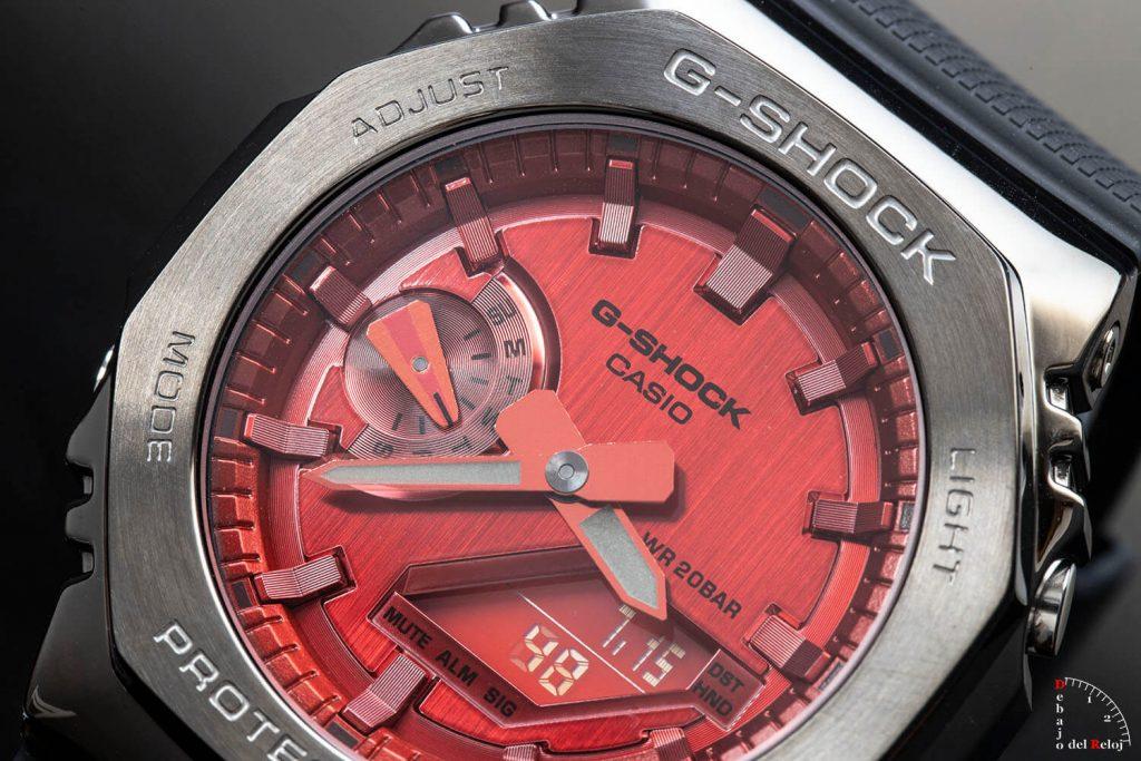 G-Shock GM-2100 CasiOak Metálicos 16