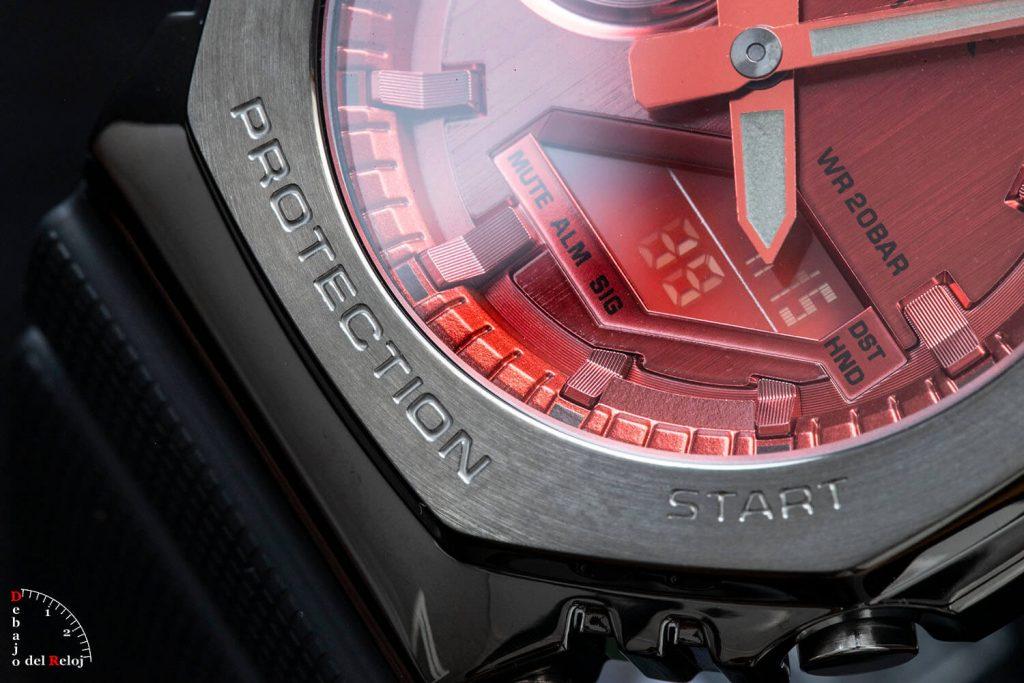 G-Shock GM-2100 CasiOak Metálicos 17